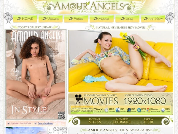Amourangels Check Out