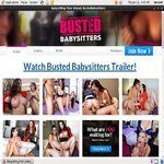Busted Babysitters Premium Account