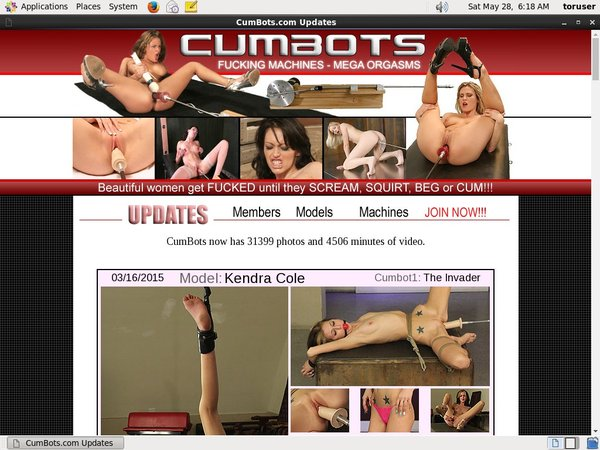 Cumbots.com Free Account Passwords