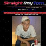 Straight Boy Tom Without Joining