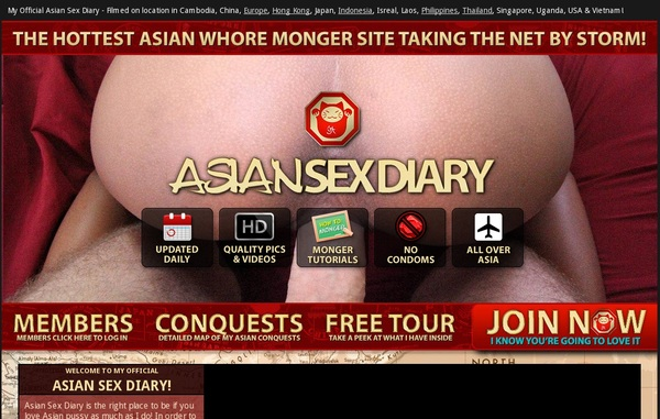 Try Asian Sex Diary