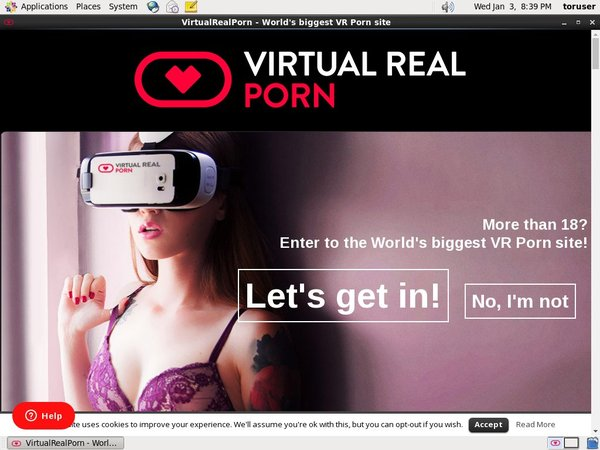 Virtual Real Porn 購入