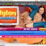 Nylonsweeties.com Home Page