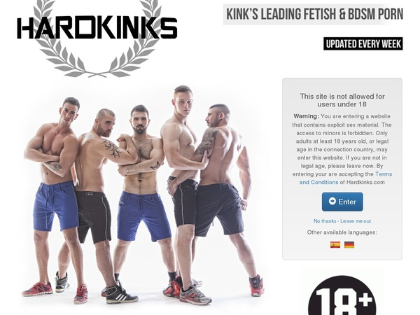 Hardkinks.com Full Version