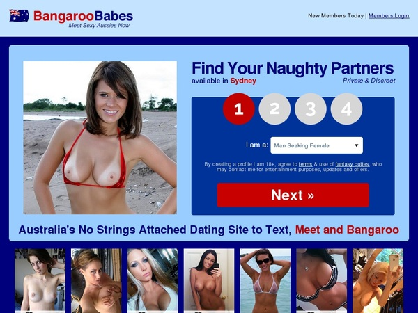 How To Get Into Bangaroobabes Free