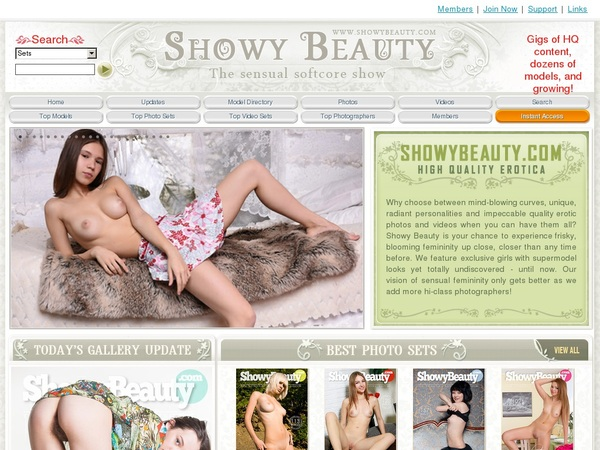 Showy Beauty Member Discount
