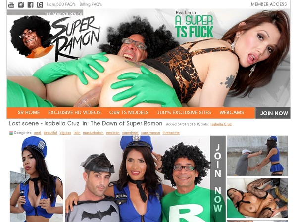 Password To Superramon
