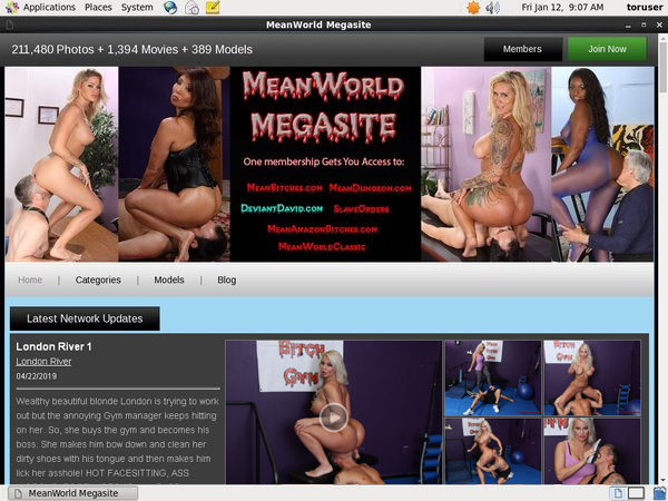 Free Mean World Trial Account